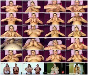 Erin Star Post Pregnancy On Back Jiggle Show - Divine Breasts_scrlist