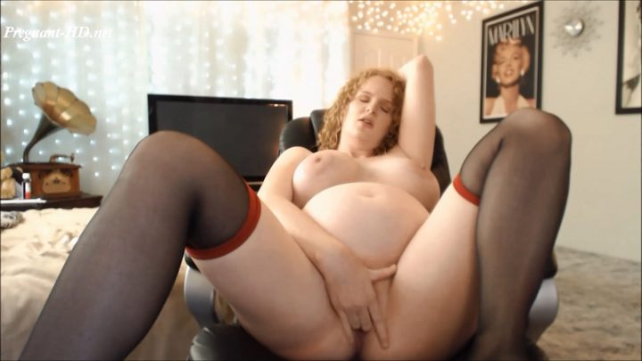 Pregnant – Roxy Binxx
