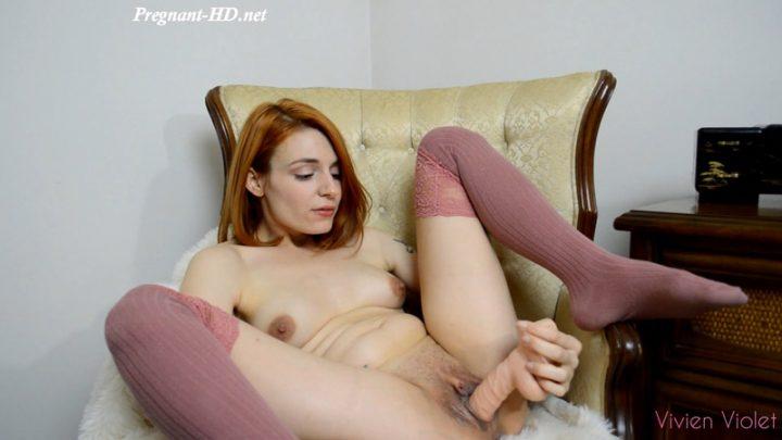 Pregnant Creamy Cum 20 Weeks – Pregnant Vivien