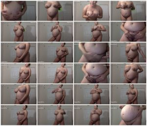 Pregnant GF Plays With Pussy – Crystal Zeni_scrlist