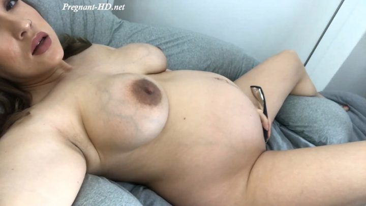 Pregnant Jerk Off Instruction – PennyLondon