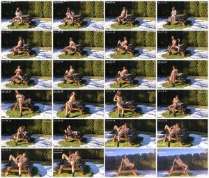 Pregnant Public Park Fisting - Winnie Cooper_scrlis