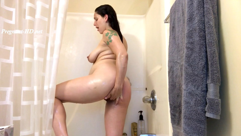 Shower 27 Weeks Pregnant – MilfParadise