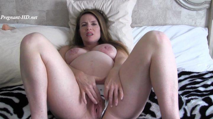 9 Month Prego Masturbation – NikkiNevada