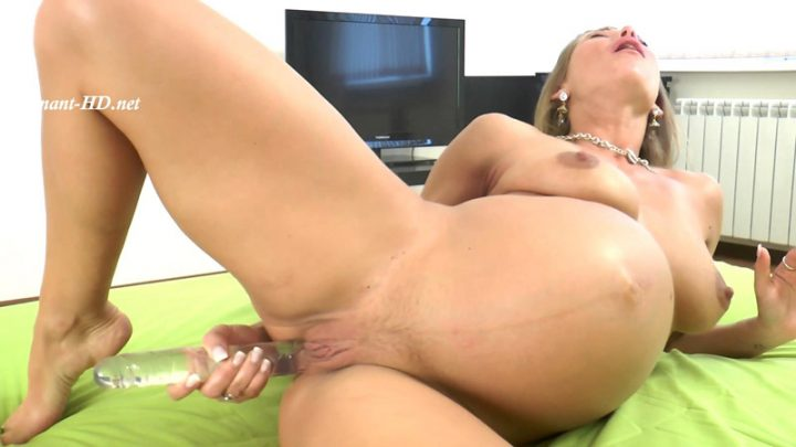 Anal massage with transparent dildo – SouthernCharms – Rita Rush