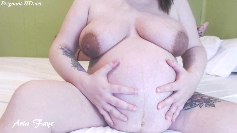 Belly Manipulation – Aria Faye