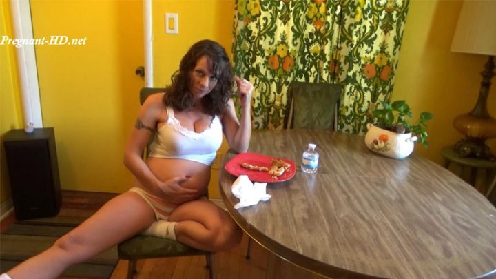 Pregnancy craving crazy compilation – Kat Wilde
