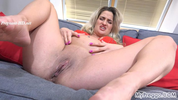 Unexpected Contractions Hit Nicole Vice Hard! – MyPreggo – Nicole Vice