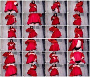 Velma's Huge Pregnant Belly – Penelope Peach_thumb