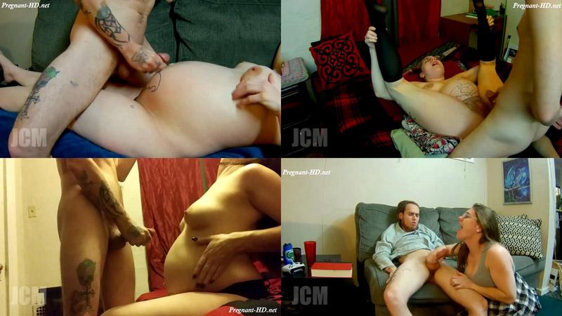 Pregnant Cumshot Compilation – RoxyJade420