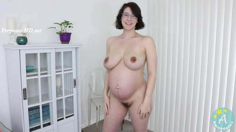 Pregnant MicroBikini Try On – Amandarox