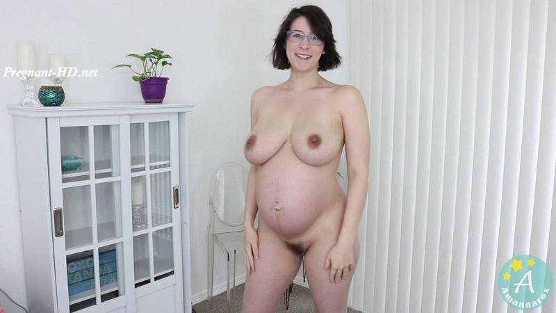 Pregnant MicroBikini Try On – Amandarox