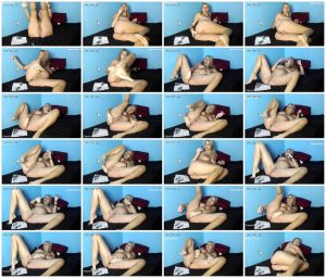 Fan Video 20 – Pregnant Anal Tease – Cece Capella_thumb