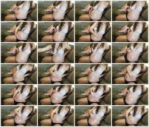 Fan Video 3 – Pregnant Hot Belly Oiling – PregnantQuinn_thumb