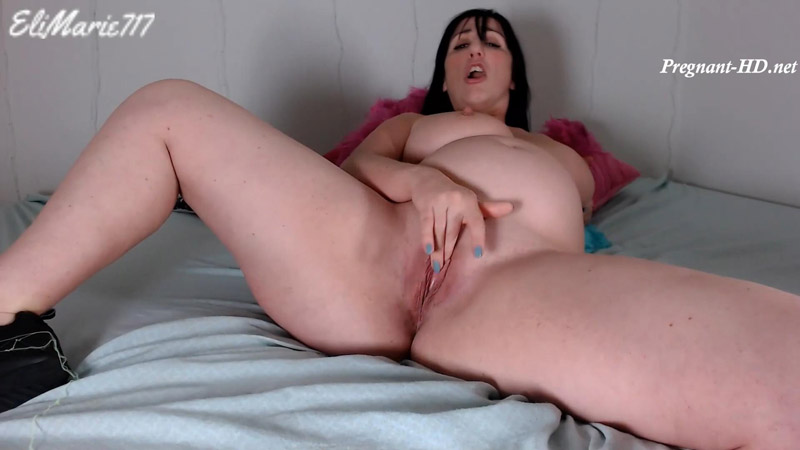 Sexy Bloated Belly JOE w Orgasm HD – EliMarie717