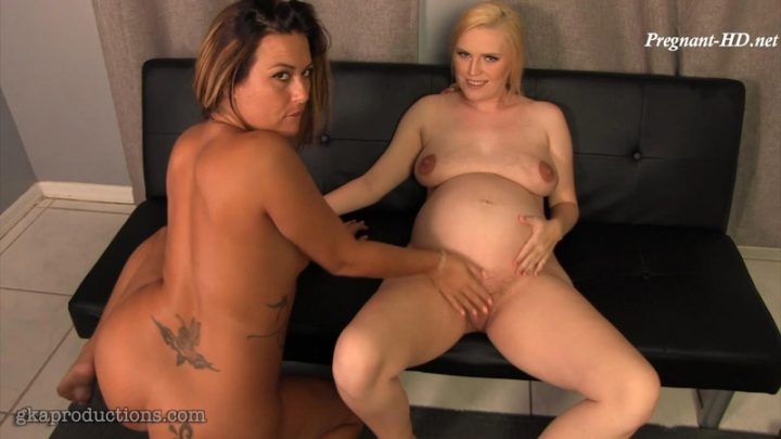 You Impregnate Your Step-Sister While She Fucks Your Pregnant Wife – Ginarys Kinky Adventures – Amanda Bryant, Victoria Banxxx