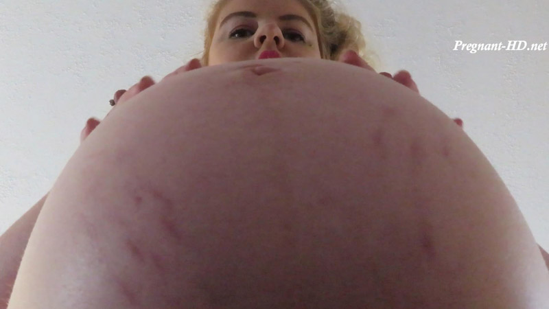 Pregnant Underbelly Jiggling – AnnaBubbly