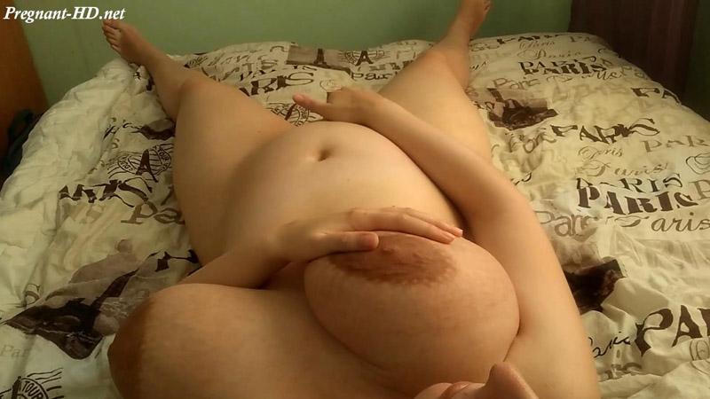 Pregnant Girl POV Masturbation – LenaBlackRose