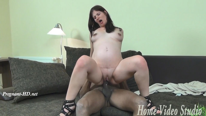 Pregnant, hot and young – Home Video Studio