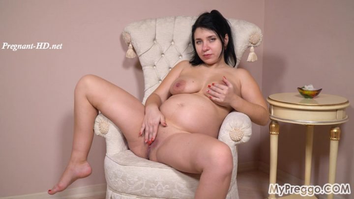 Tanya's Slow Stripteases Are Worth the Wait! – MyPreggo – Tanya