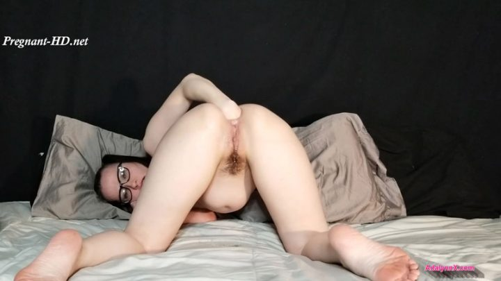 Fisting My Pregnant Horny Wrecked Ass – AdalynnX