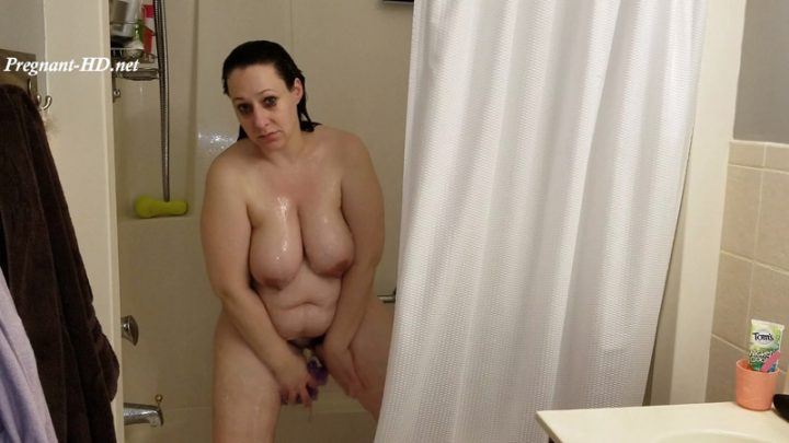 Pregnant shower – Melodious5