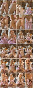 Pregnant Fembot Rides Dildo & Squirts – KittenKate_thumb