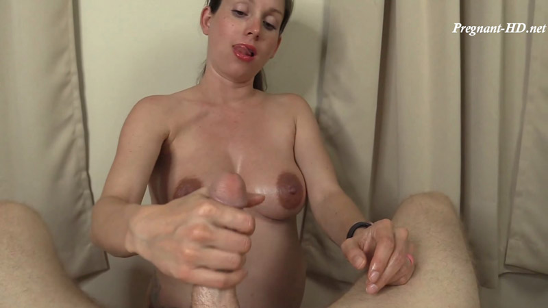 Pregnant Titty Fucking POV Titjob – Lelu Love