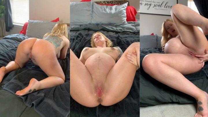 Pregnant asshole fetish – Lush Bunny