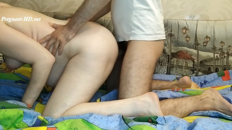 Pregnant ride cock and tries doggy style – AnnaManyVids