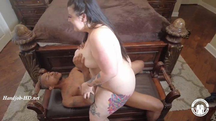 BBC Pregnant Pussy Popping – Alphonso Layz